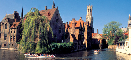 Bruges, City of all Times