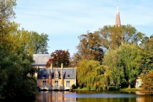 Package deal 'With love from romantic Bruges!' - from € 143 per person