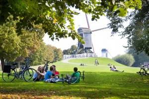 Package deal 'Discover Bruges by bike!'