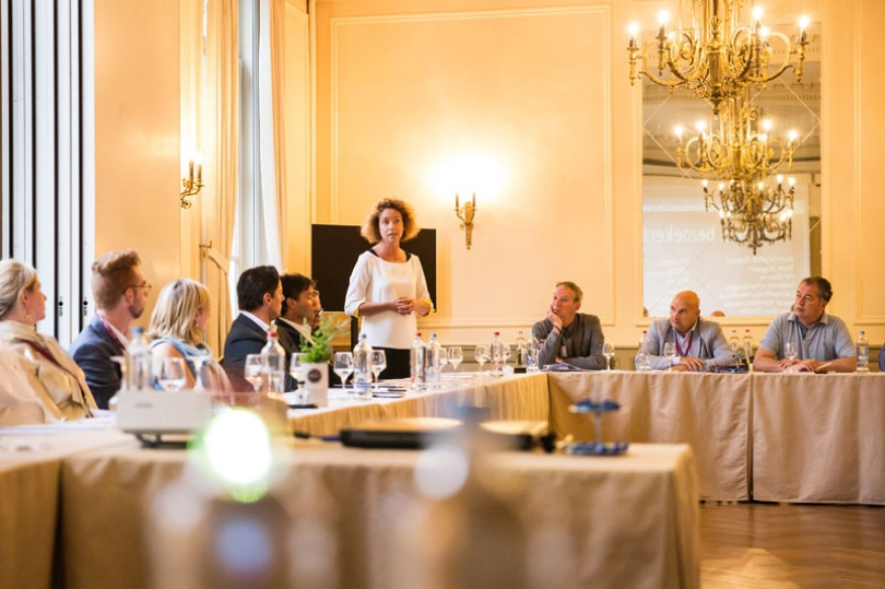 Organisations looking for an original meeting venue in Bruges offering support and a personal welcome should certainly consider 4-star Hotel Navarra.