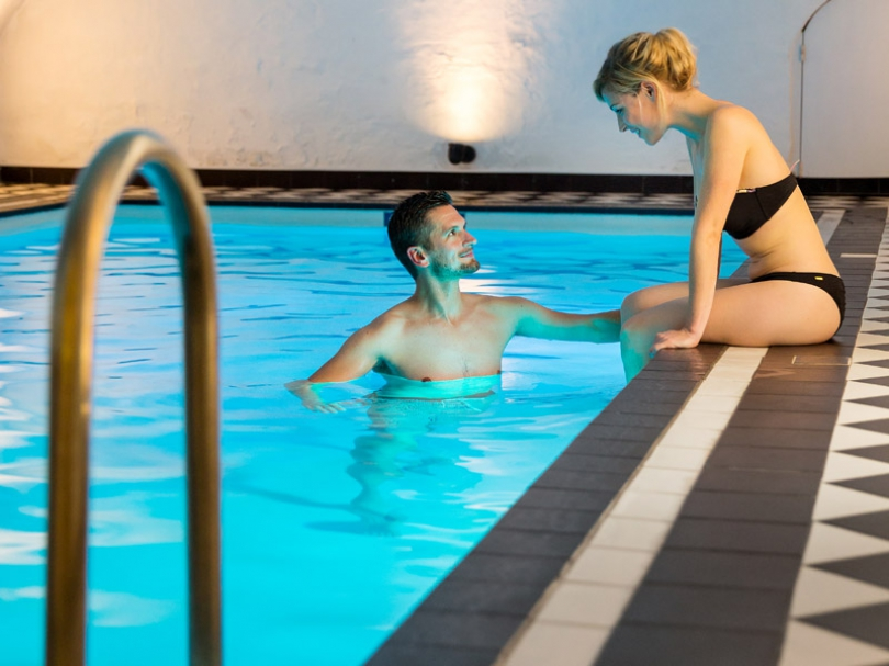 Our relaxing wellness facilities are guaranteed to make your stay in Bruges a wonderful experience