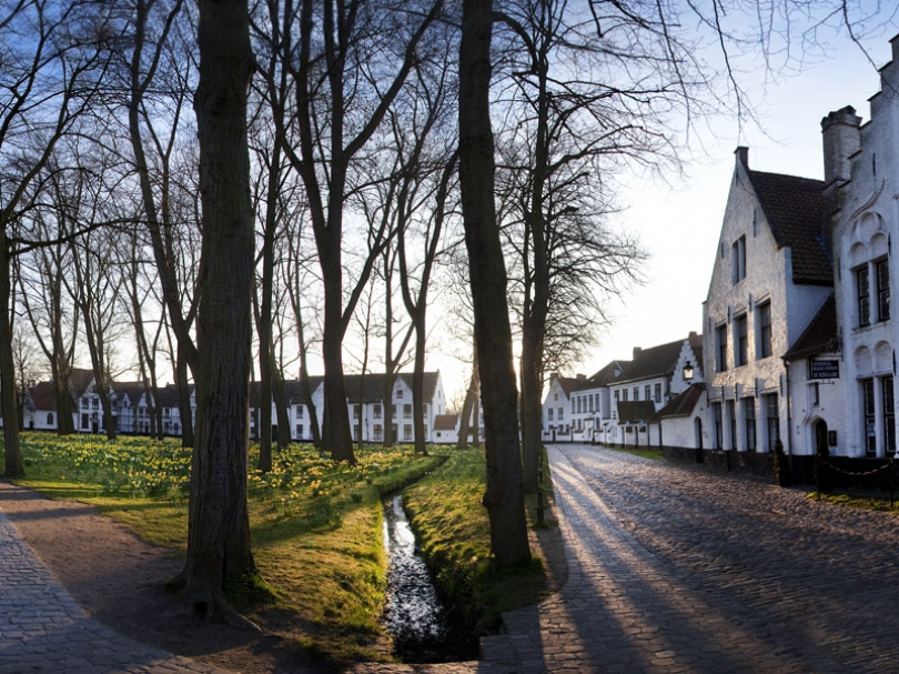 Bruges is a UNESCO World Heritage Site thanks to its magnificent, rich cultural heritage.