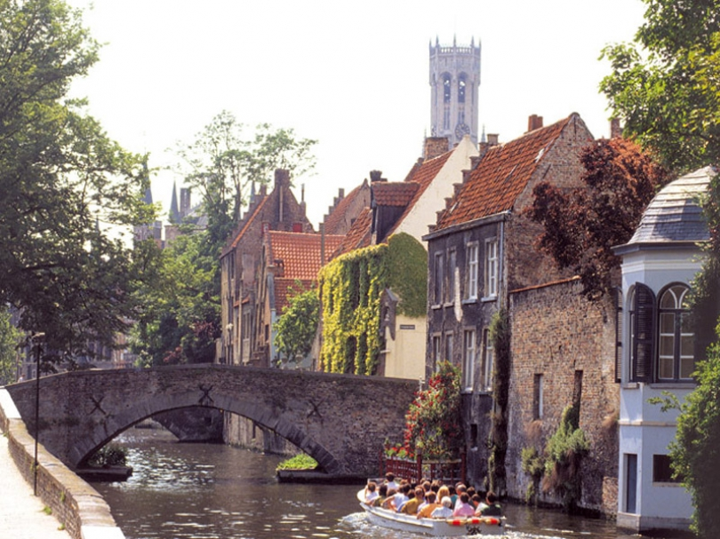 Bruges is often referred to as the Venice of the North and with good reason.