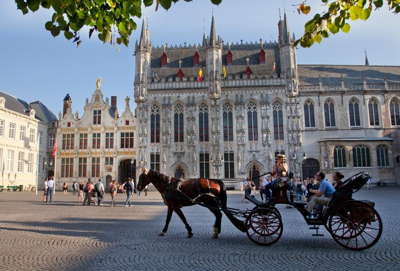 Visit Bruges and its places of interest.